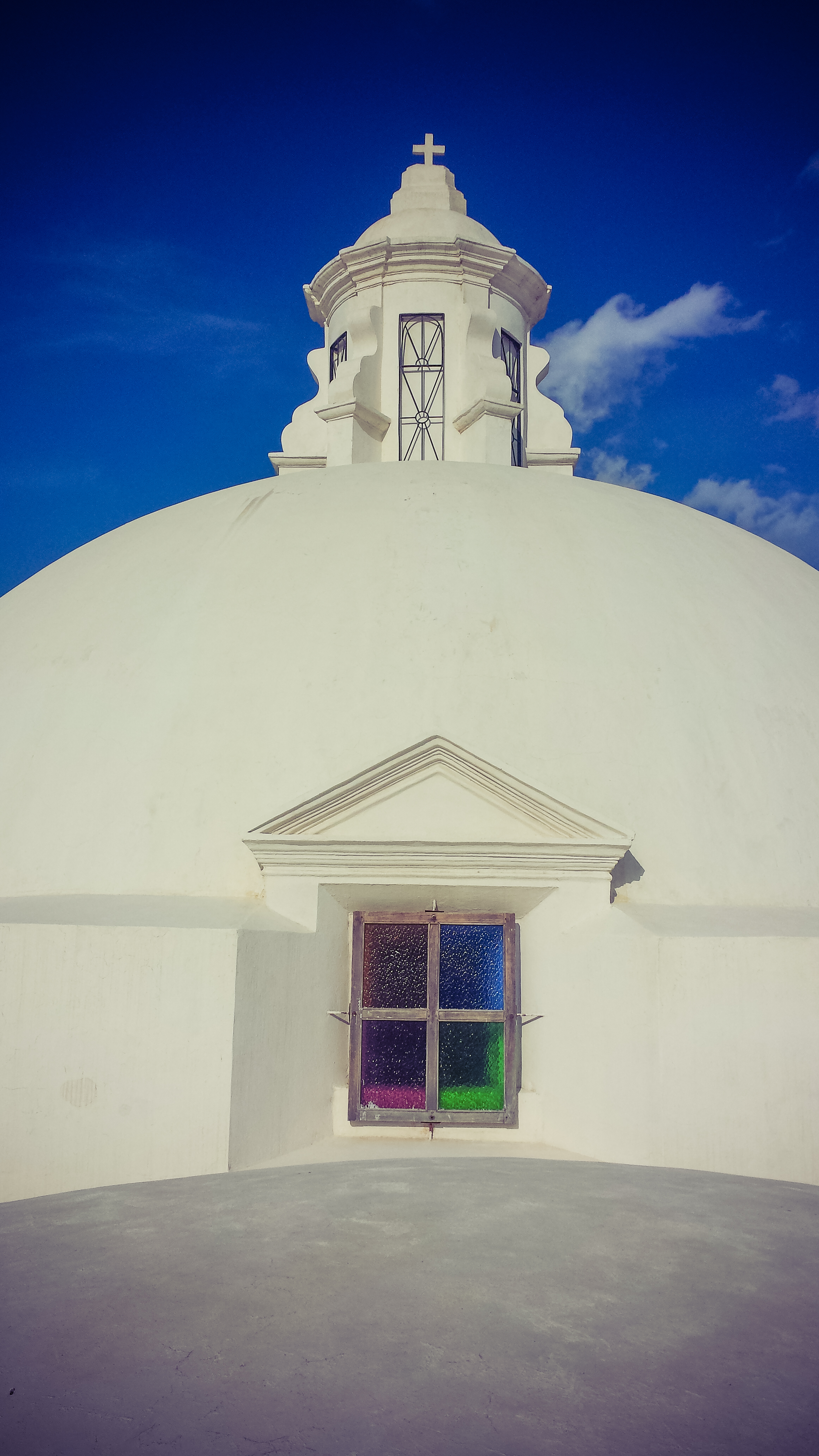 Loved the little windows on the domes
