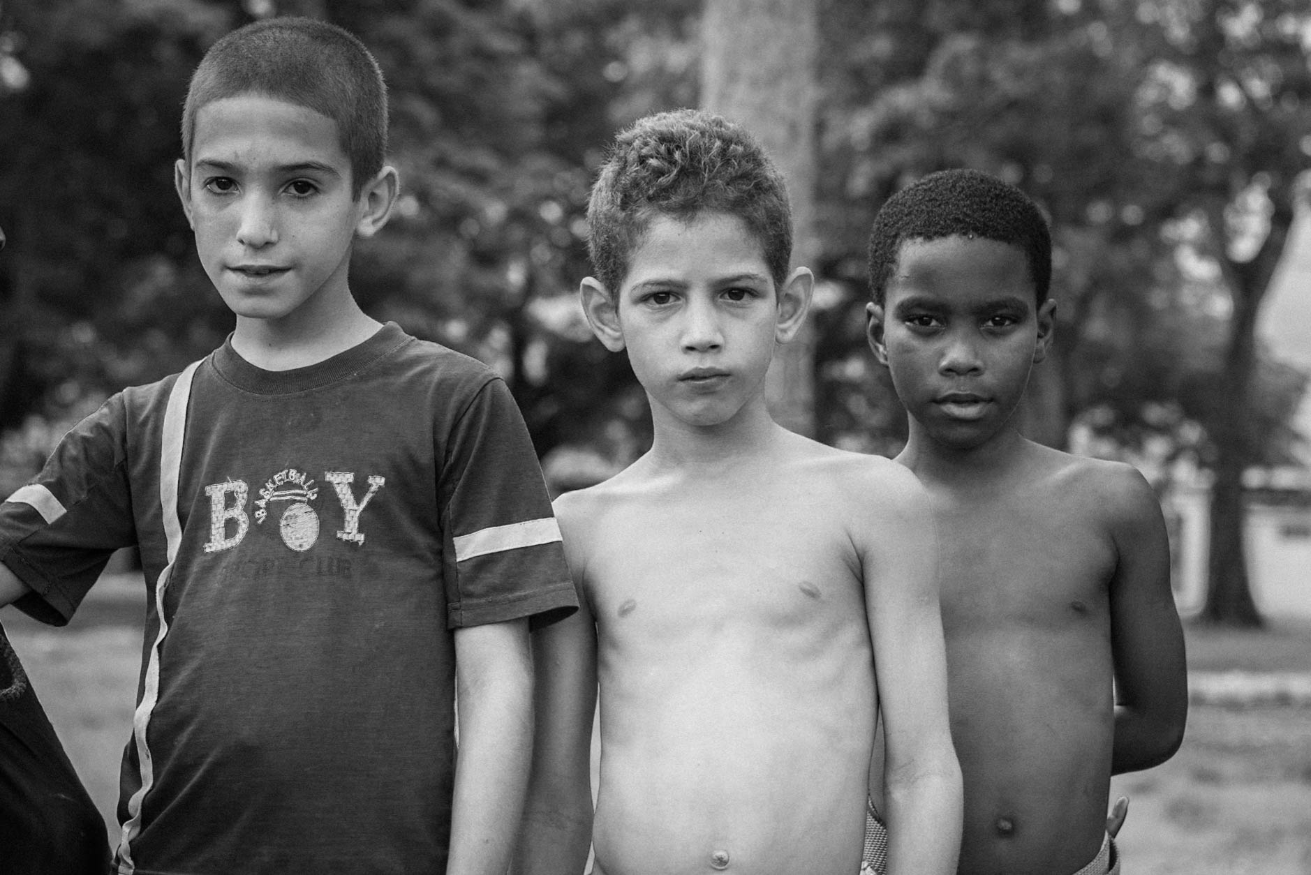 The real victims of the Cuban Embargo, the average Cuban citizen - Havana 2013
