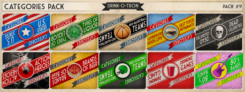 drinkotron_drinkinggame_categories