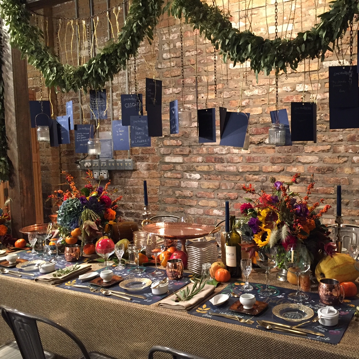 Tablescapes Chicago