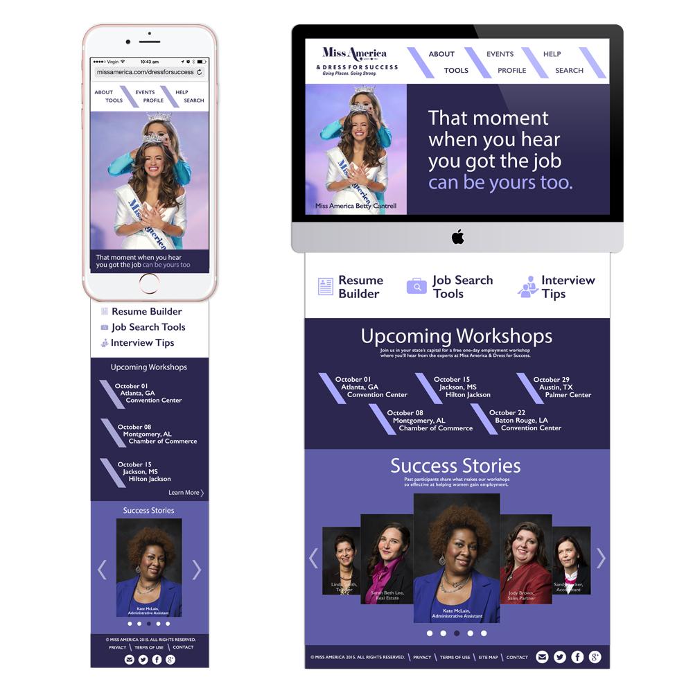 Miss America Sites