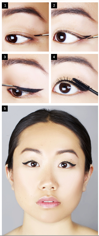 Photo and Tutorial by Marie Claire Magazine