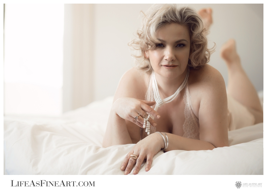 FIFTY FAB 50th BOUDOIR BIRTHDAY IDEAS