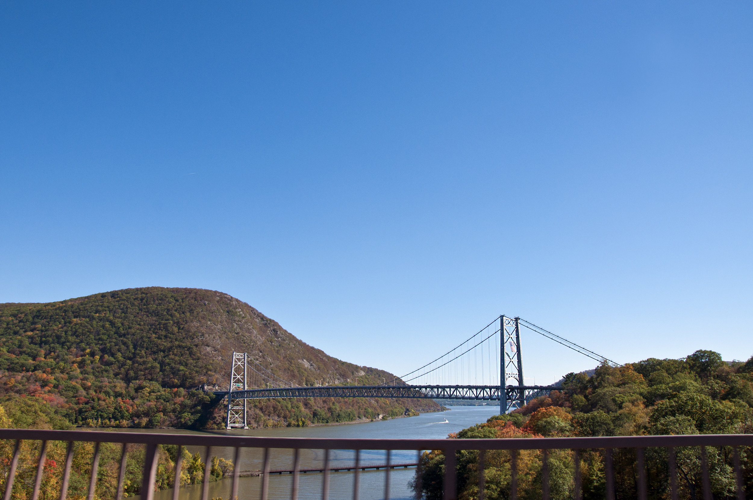 Drove past this flawless view of the GWB (click any of these photos for fullscreen!)