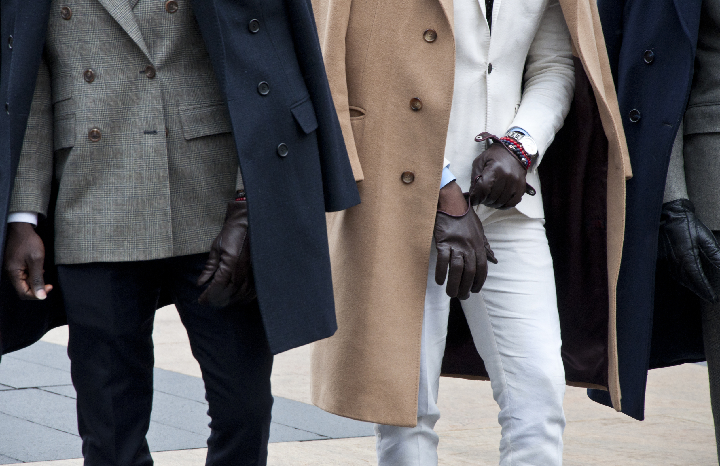 Elegant Men Style  - the sharpest male group of the day!