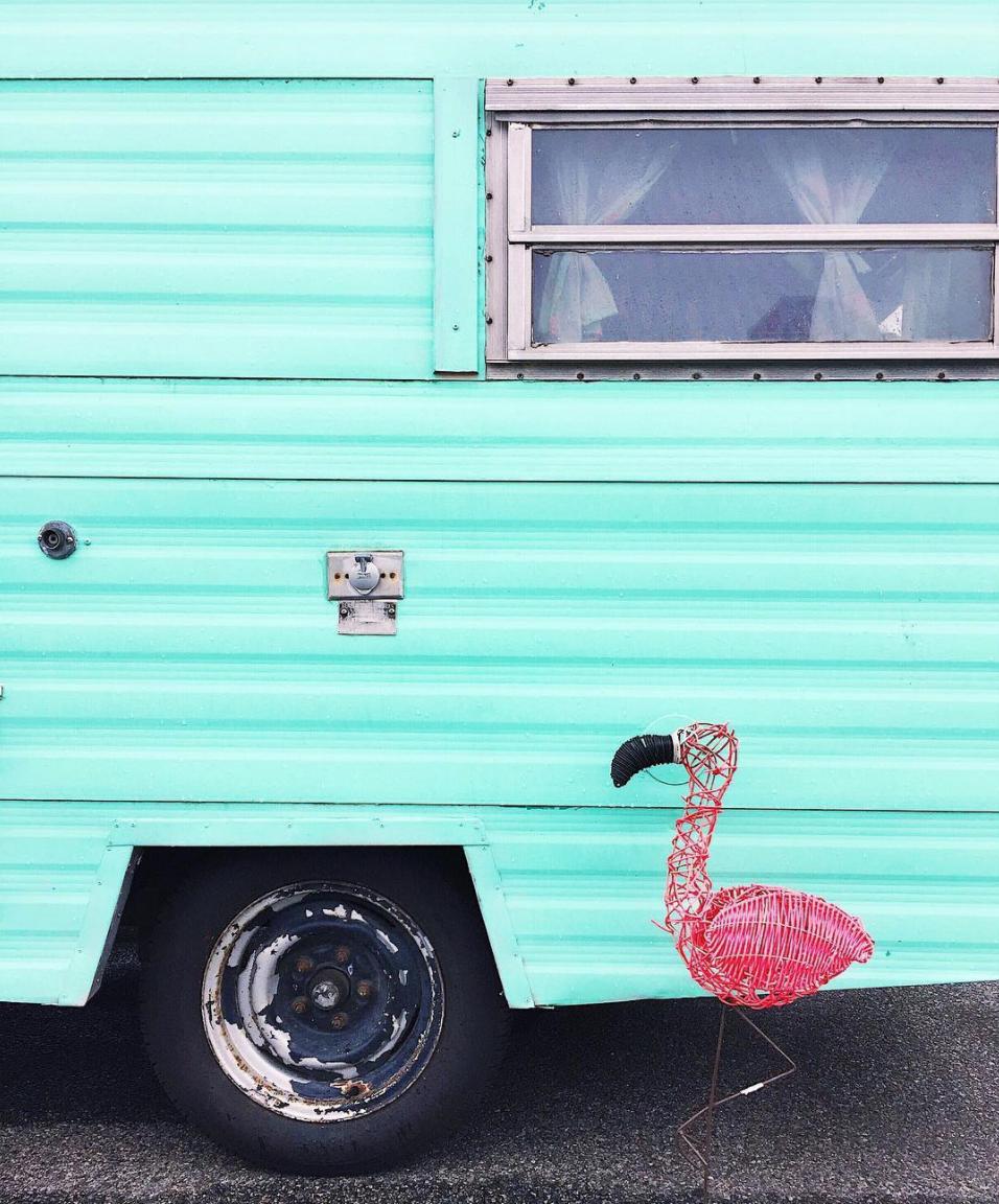 amy_chen_design_lawn_flamingo_trailer_mermaid_parade_coney_island