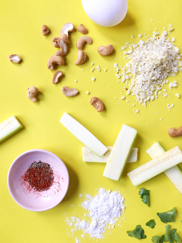 amy_chen_design_vegan_baked_panko_zucchini_sticks_fries_lemon_garlic_cashew_cream_sauce_dip_ingredients.jpg