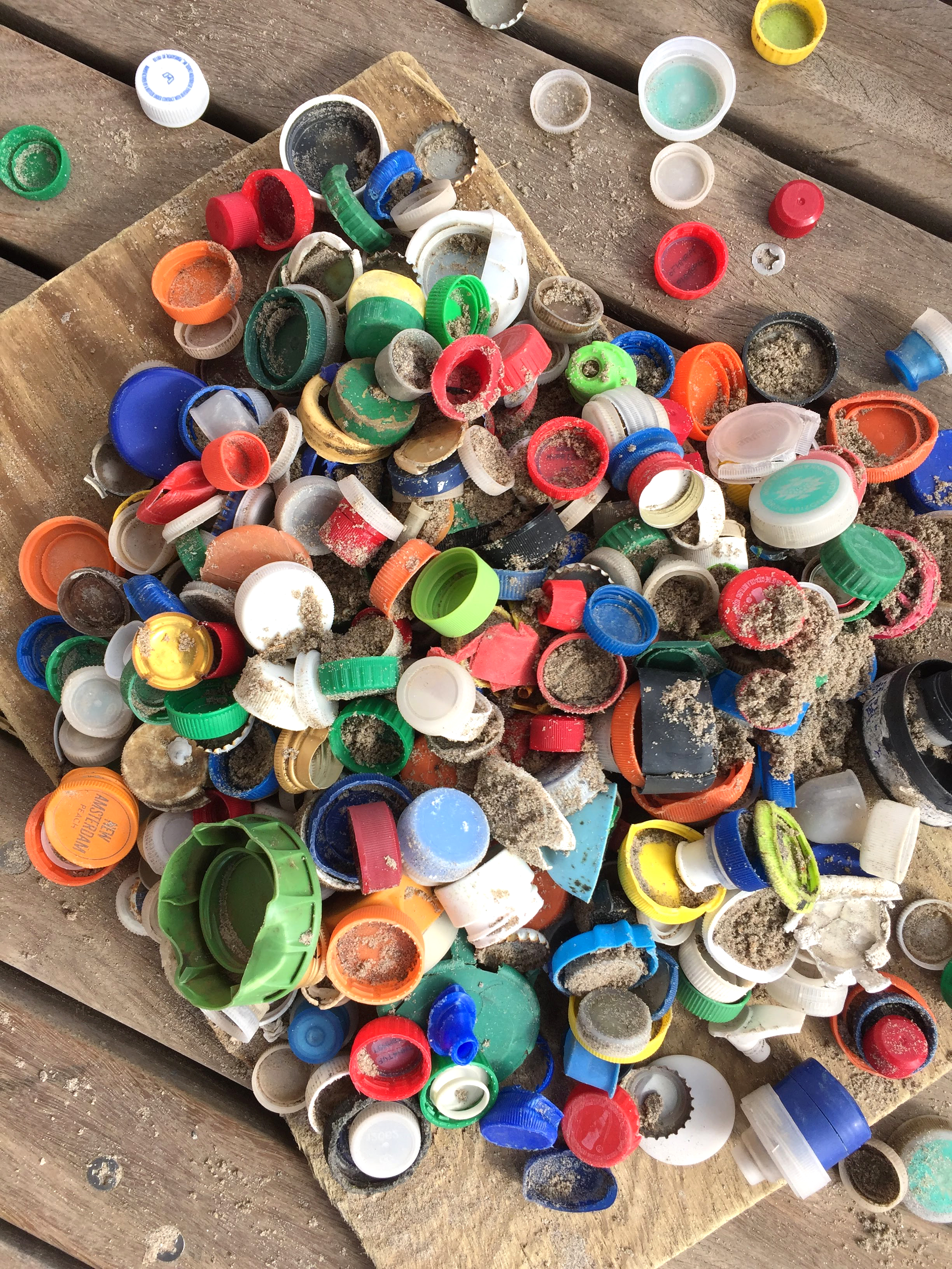 amy_chen_design_coney_island_beach_clean_up_bottle_caps.JPG