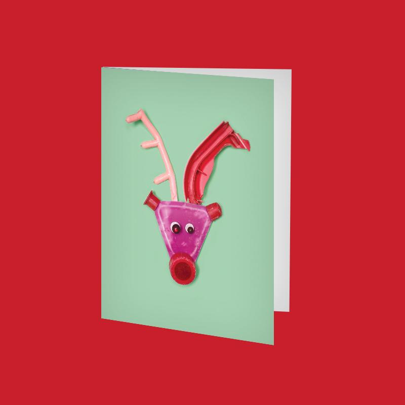 SQ_amy_chen_design_beach_plastic_holiday_christmas_greeting_card_etsy_listing_reindeer_rudolph.jpg