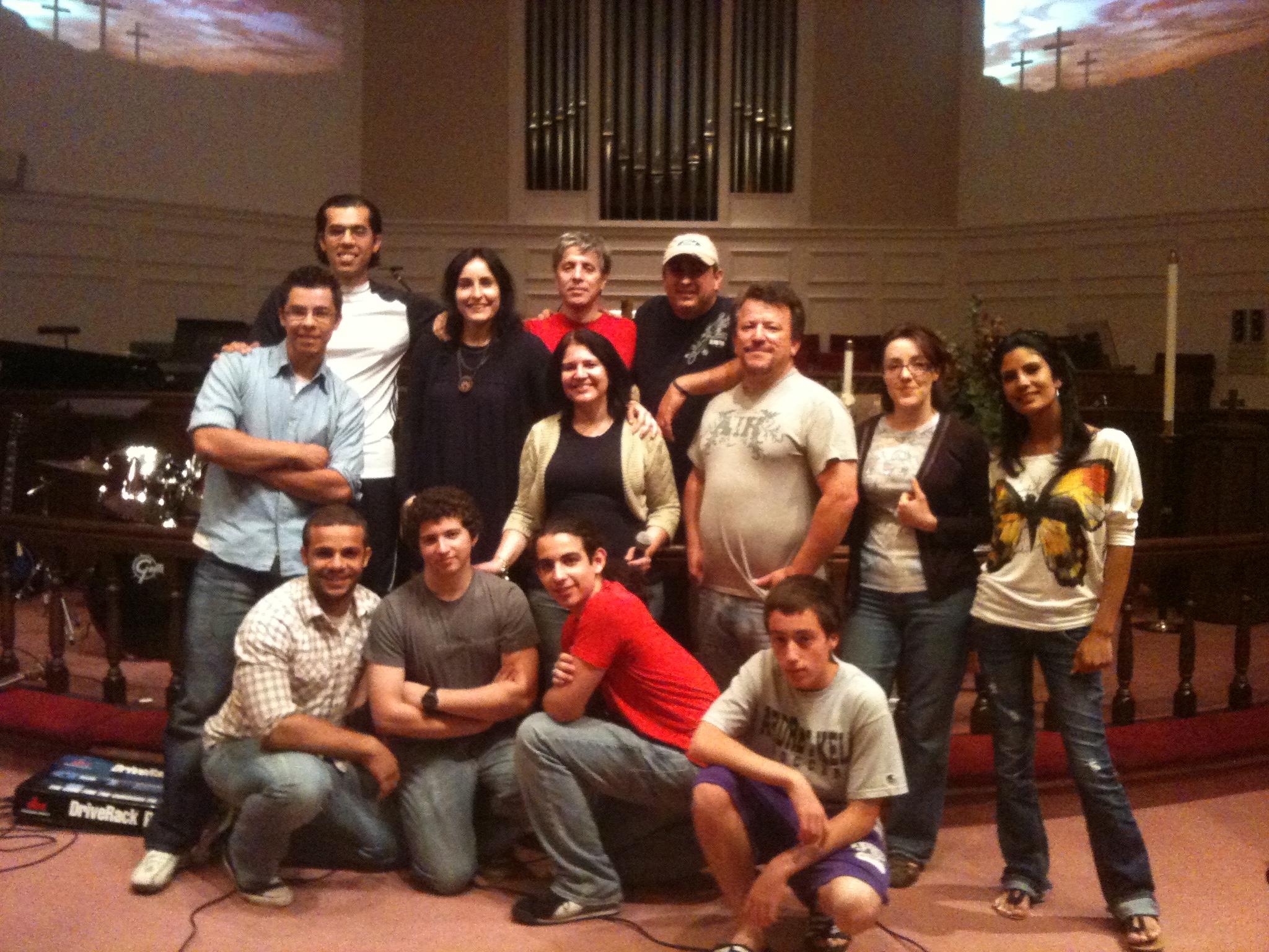 Workshop em Charlotte - NC - US