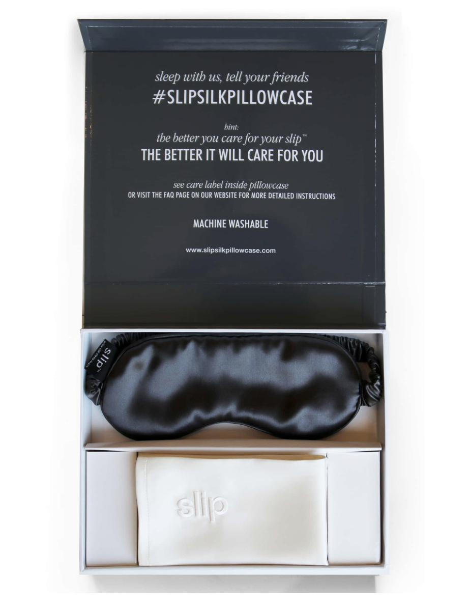 10. Sleep on the Go Set - Slip for Beauty SleepPrice: $119 (Value: $135)This is a limited-edition two piece set which includes a pure silk eye mask and pillow case. Perfect for those women in your life who need help keeping their bed head under control. Silk can also help with protecting your hair from damage, such as slit ends. Plus, not only does the eye mask shade you from the morning sun it is great for women who wear false lashes! A beauty sleep must-have.