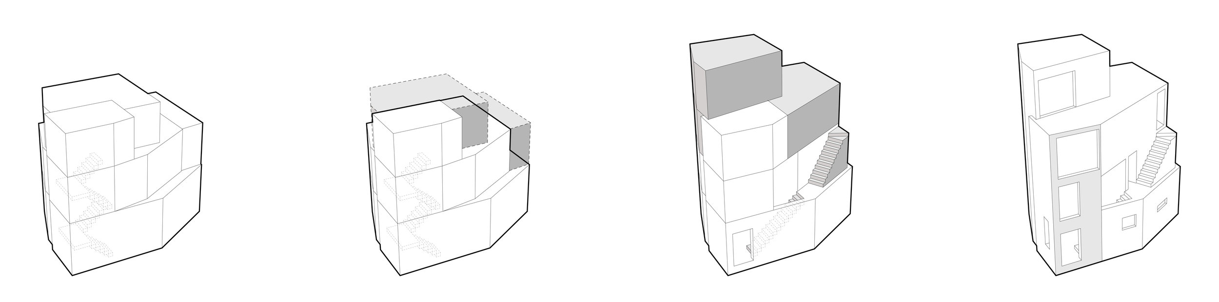 existing                         demolition                      exp  ansion                      façade