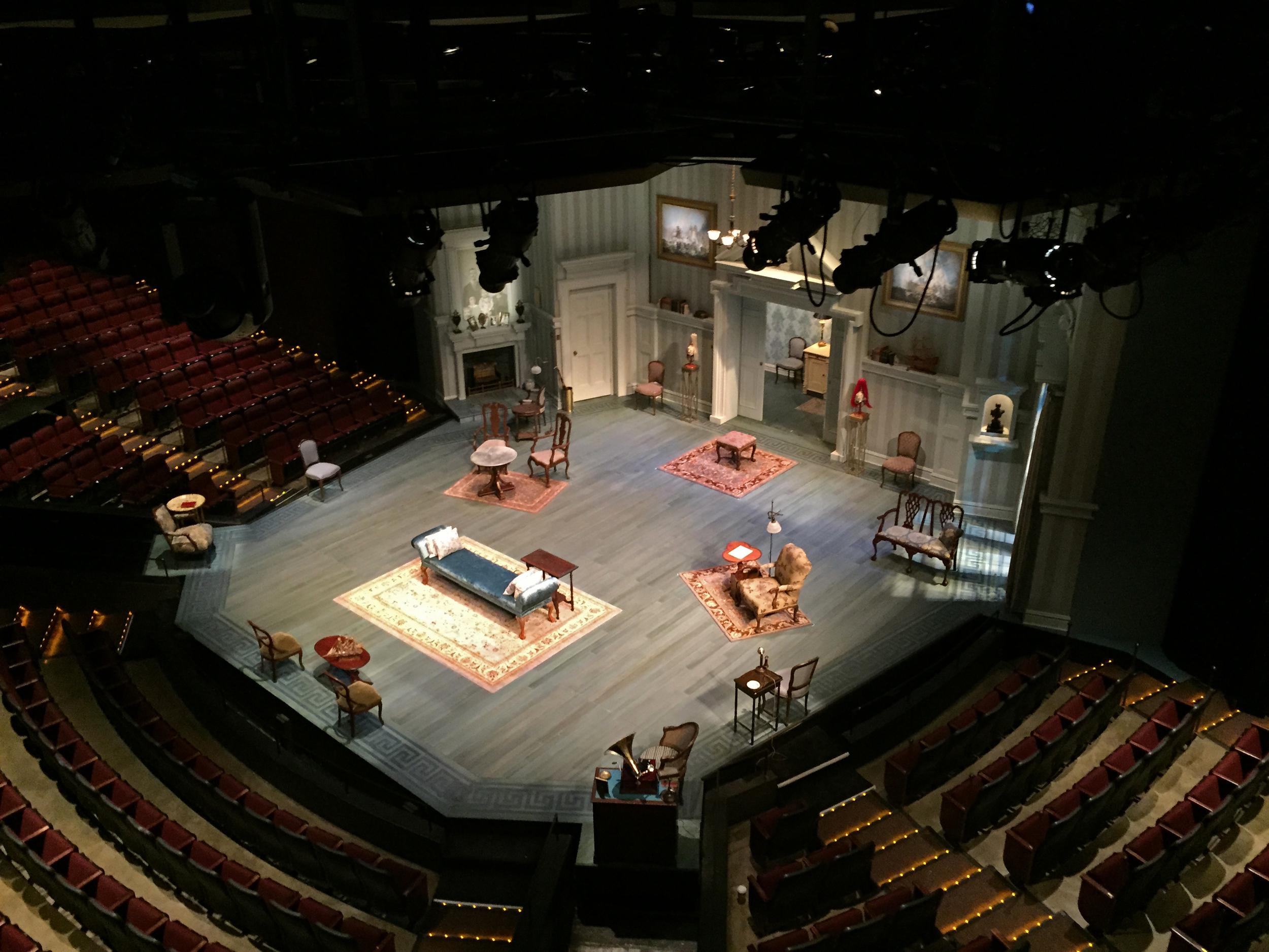 The Winslow Boy, Repertory Theatre of St Louis