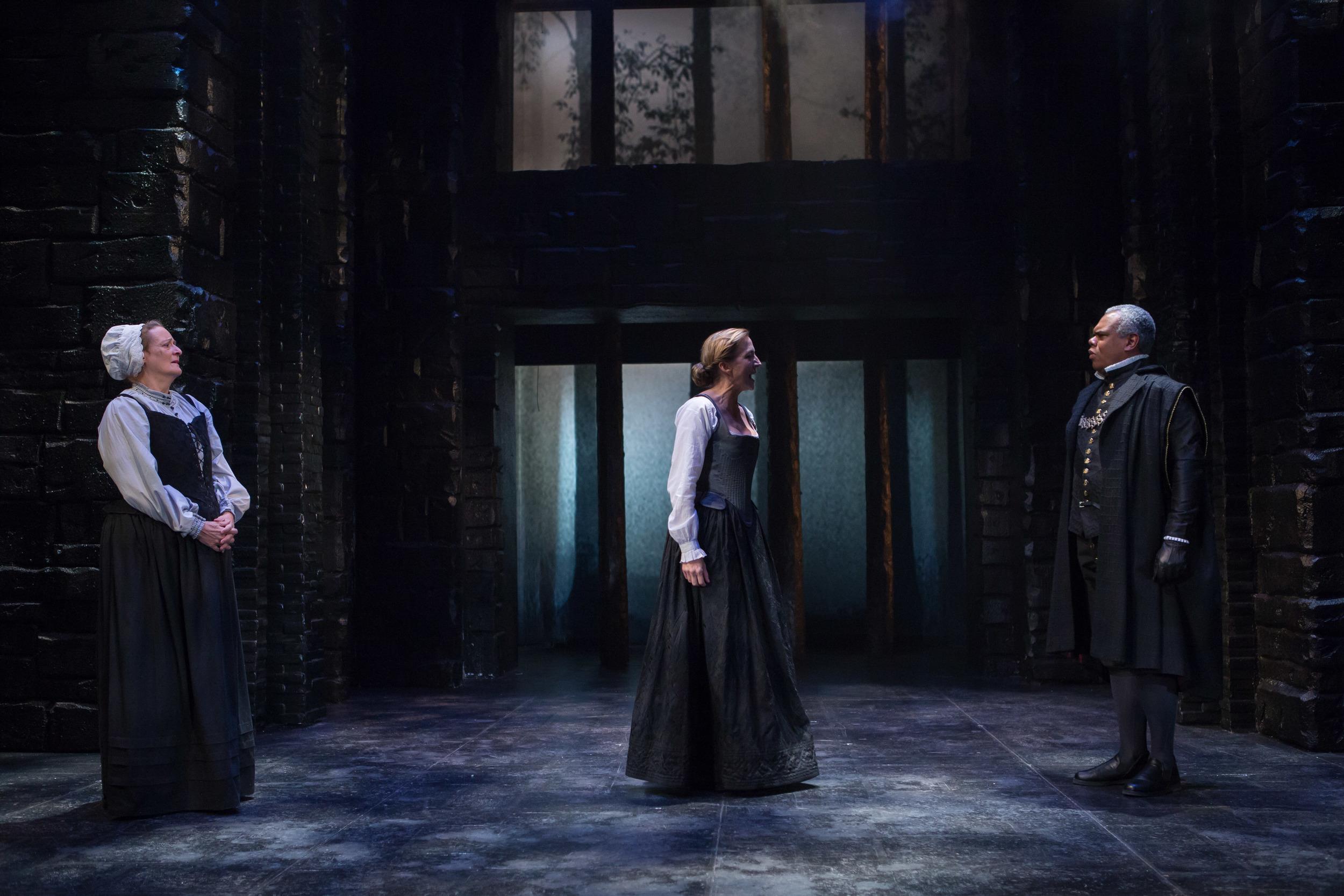 Mary Stuart,  Folger Theatre