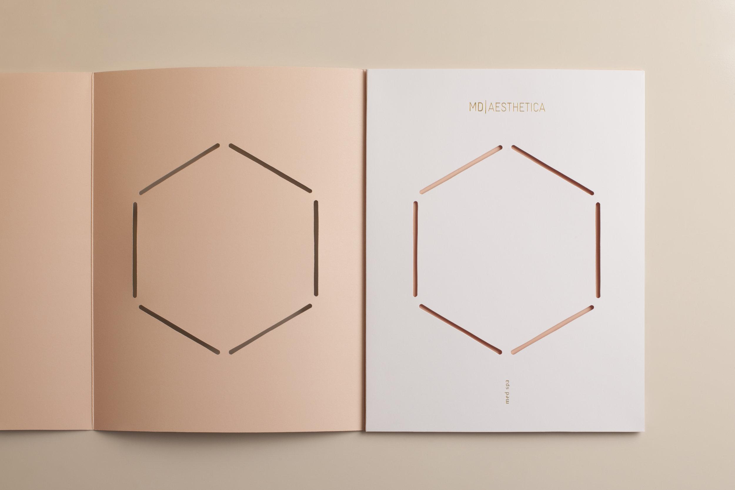 La Tortilleria. MD Aesthetica. Folders