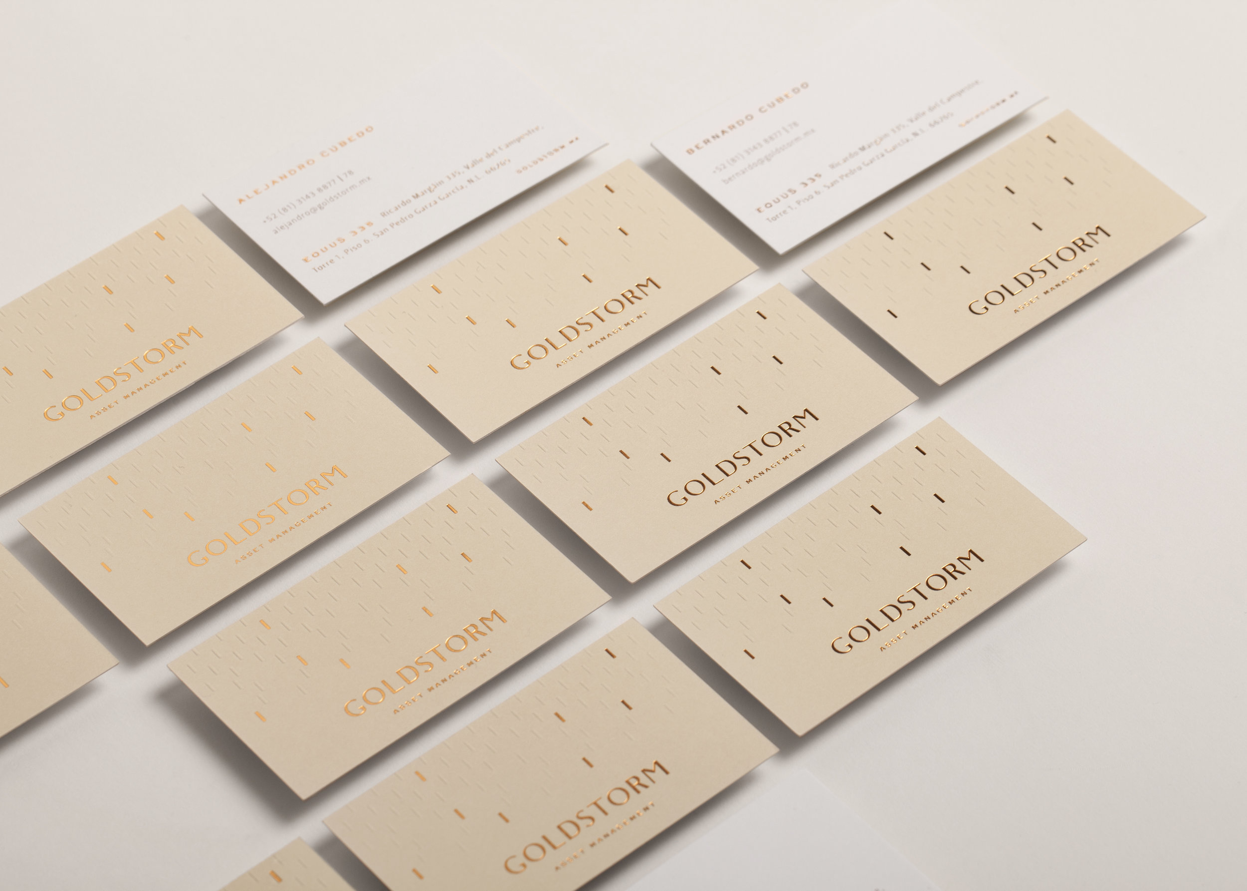 Goldstorm by LAT | A Creative Company