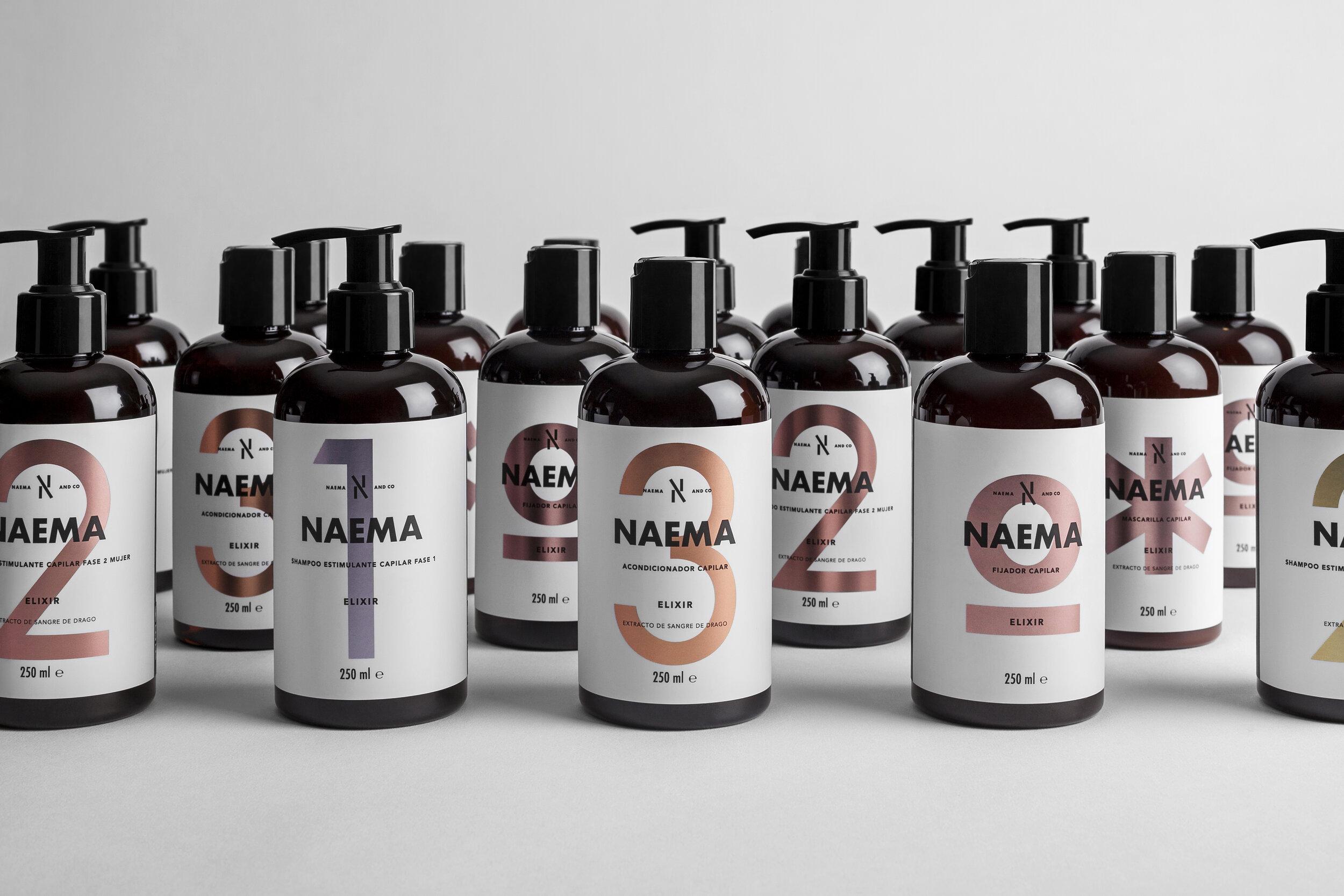 Naema by LAT | A Creative Company