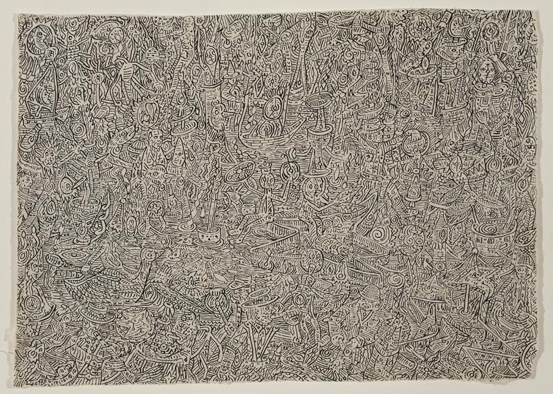 07. Kim Moodie u00ABBrave New Worldu00BB encre sur papier (49cm  x 68cm).jpg