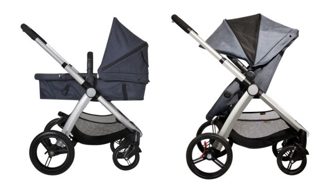 Bassinet Pram for hire in Noosa   (Mountain Buggy Cosmopolitan) or (Mountain Buggy Urban Elite with Bassinet attachment)