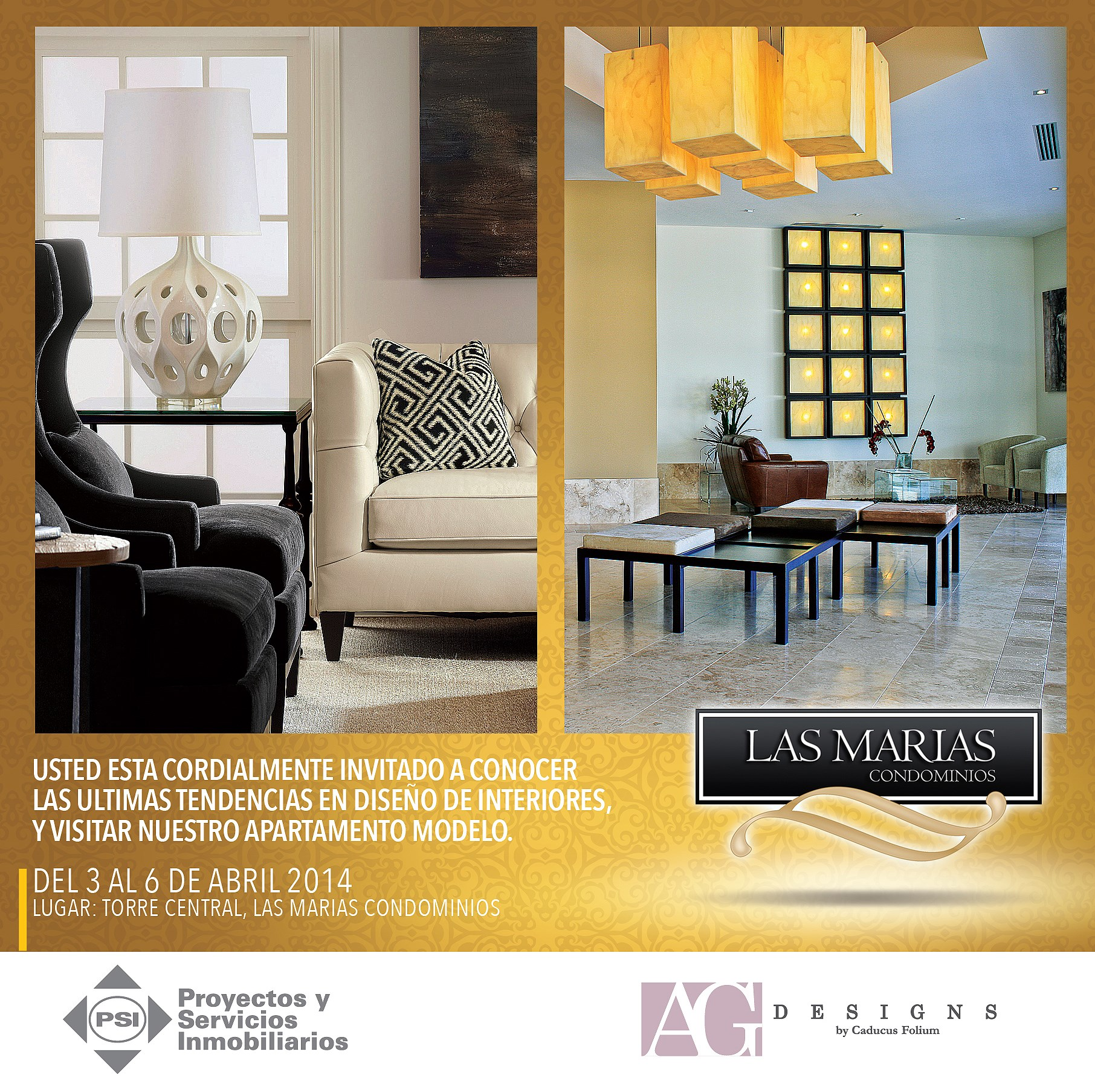 Las Marias Condominios and AG Designs team up for architecture and design sensations