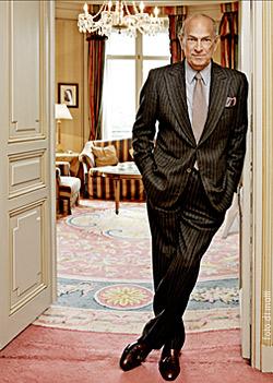 Oscar de la Renta. Image from Wikipedia