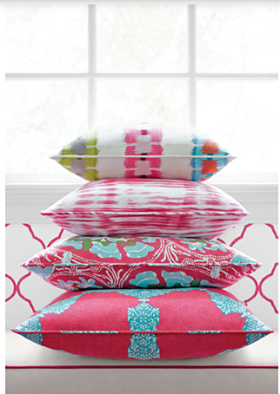 And new cushions as well!