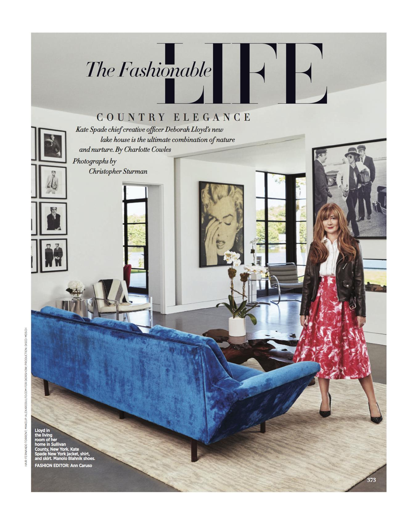 Kate Spade Newsfeed Caducus Folium Design Centers Luxury