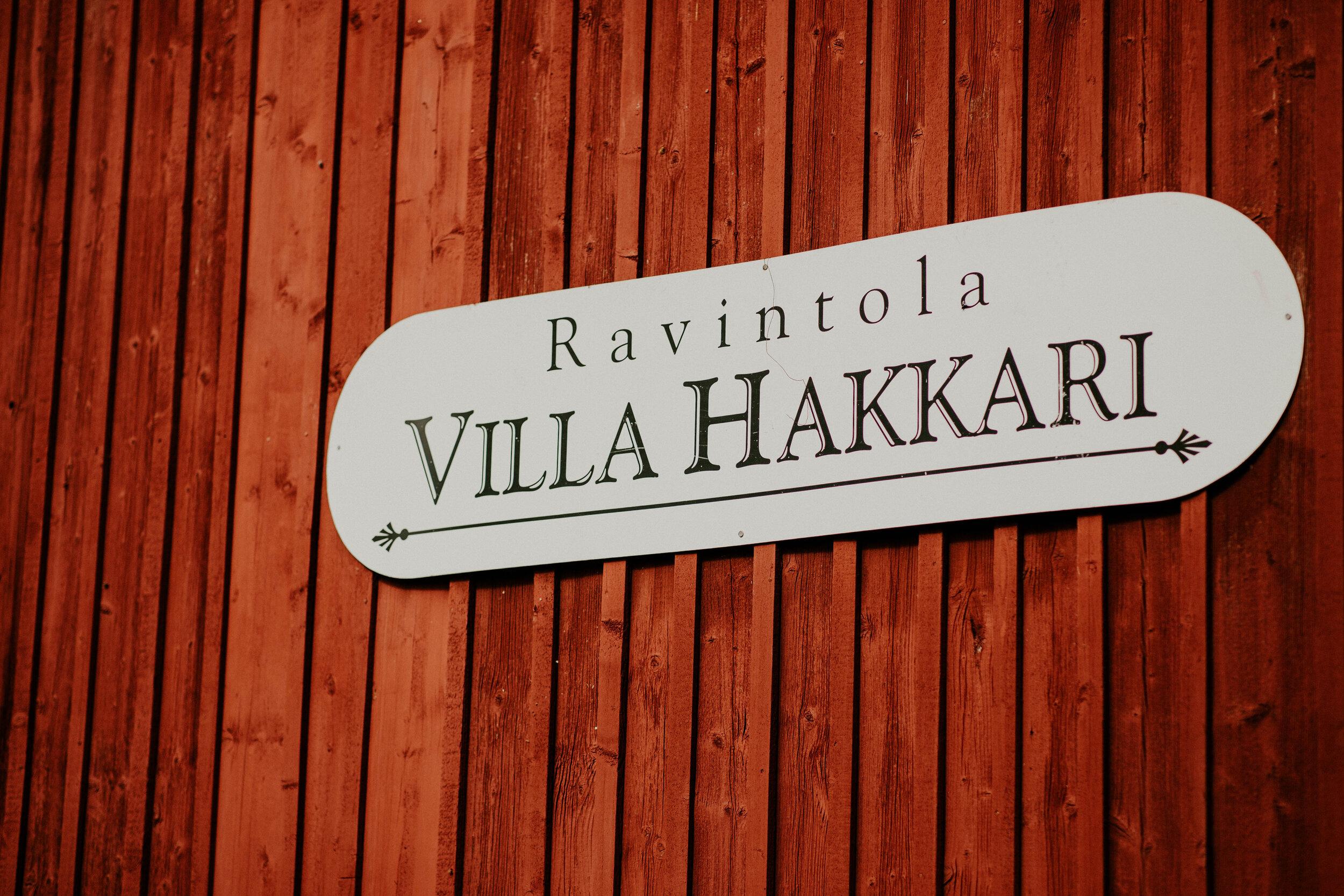 Villa Hakkari Lempäälä