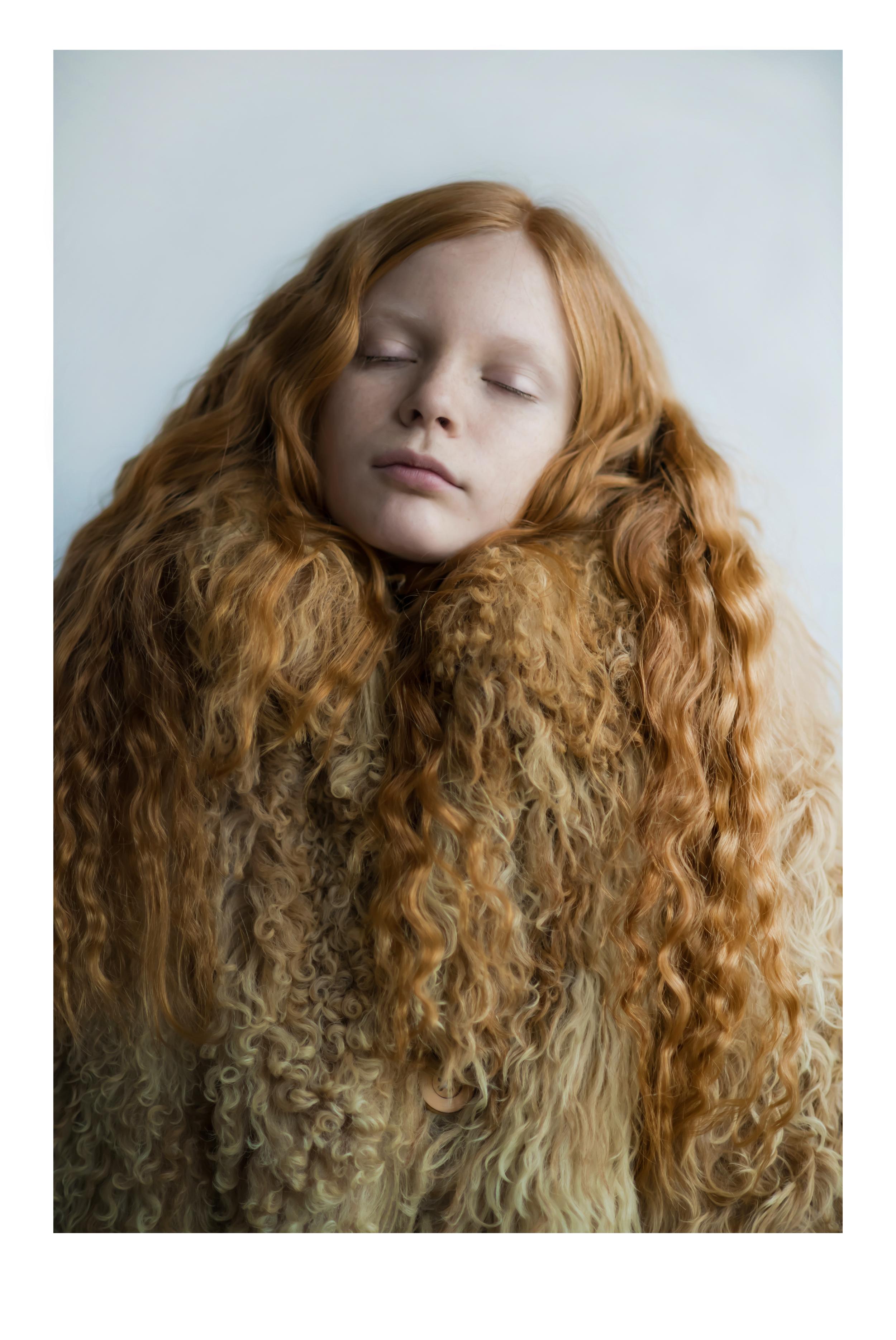 NPG Taylor Wessing Portrait Prize entry 2016 'Erin'