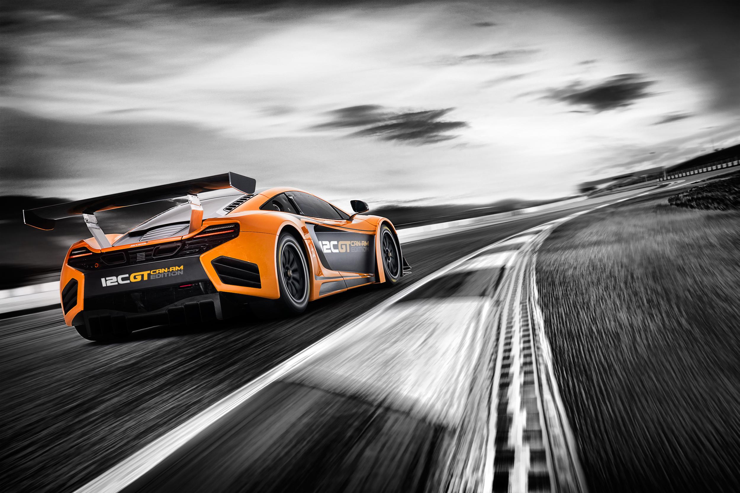 McLaren MP4-12C GT