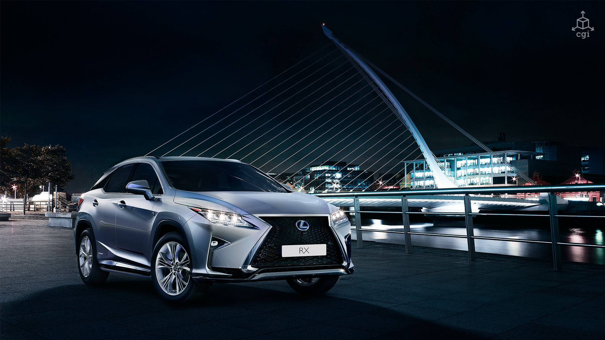 Client:  Lexus   Agency:  Tag Europe   Photographer:  David Hogan