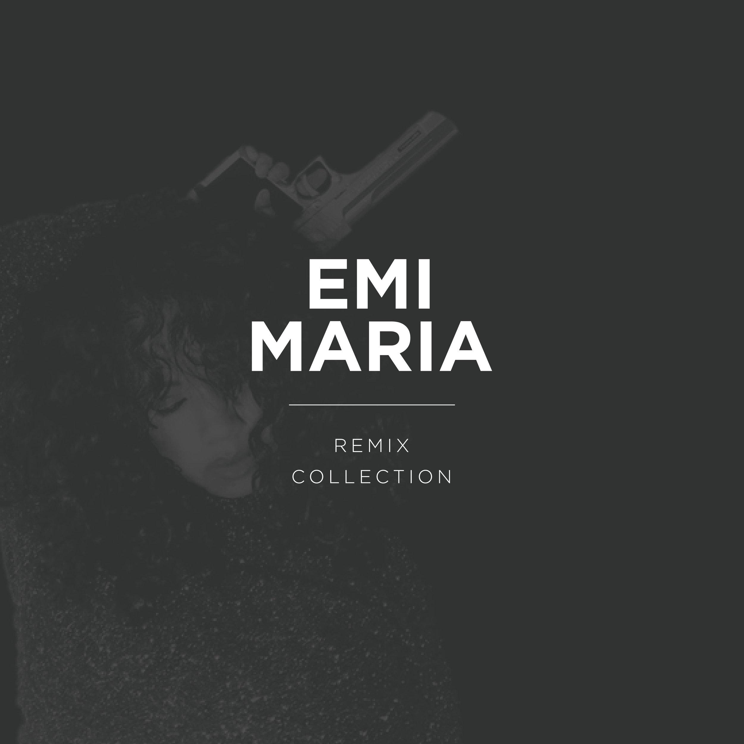 5th Aug 2019  Emi Maria remix collection /  Various Artist