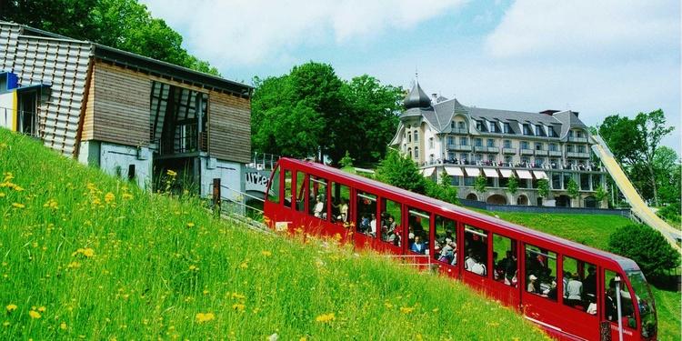 Gurtenpark Tram