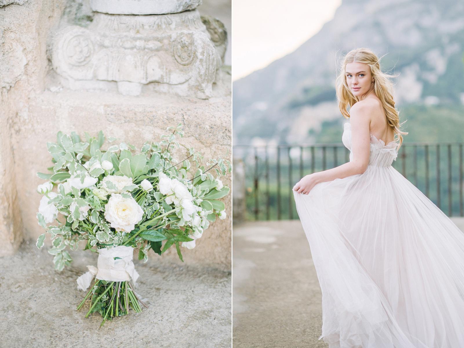 Boheme Moon Fine Art Wedding Photography - Amalfi Coast, Italy