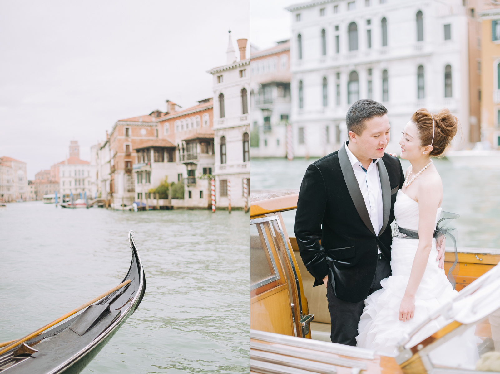 Boheme Moon Fine Art Wedding Photography - Pre-Wedding & honeymoon shoot in Venice, Italy