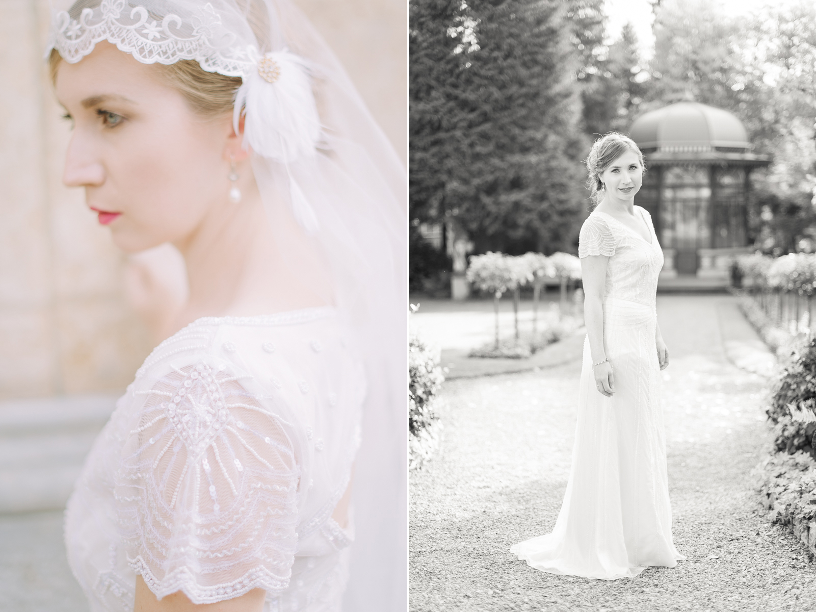 Boheme Moon Fine Art Wedding Photography - Elegant Bridal Portraits in Zurich, Schweiz