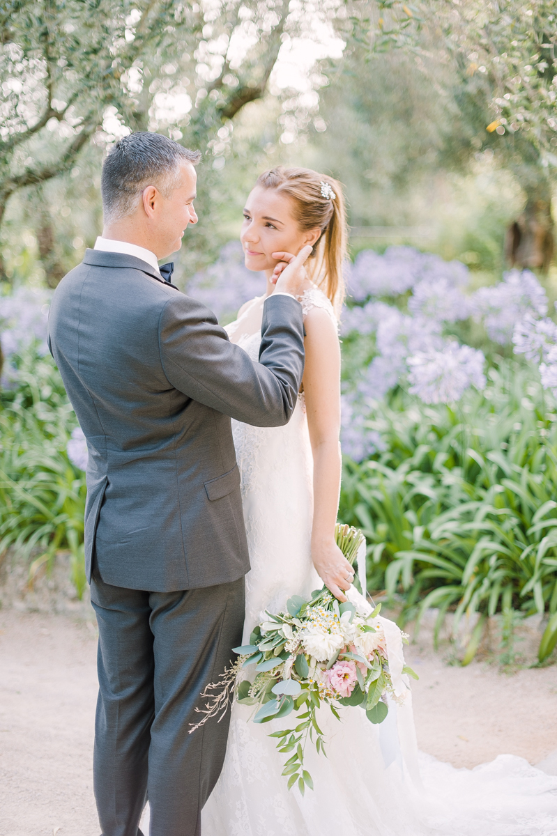 intimate wedding in GRASSE, PROVENCE