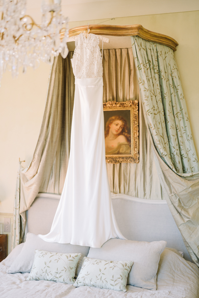 château wedding in aix-en-provence