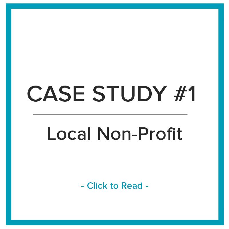 Case Study 1: Local Non-Profit