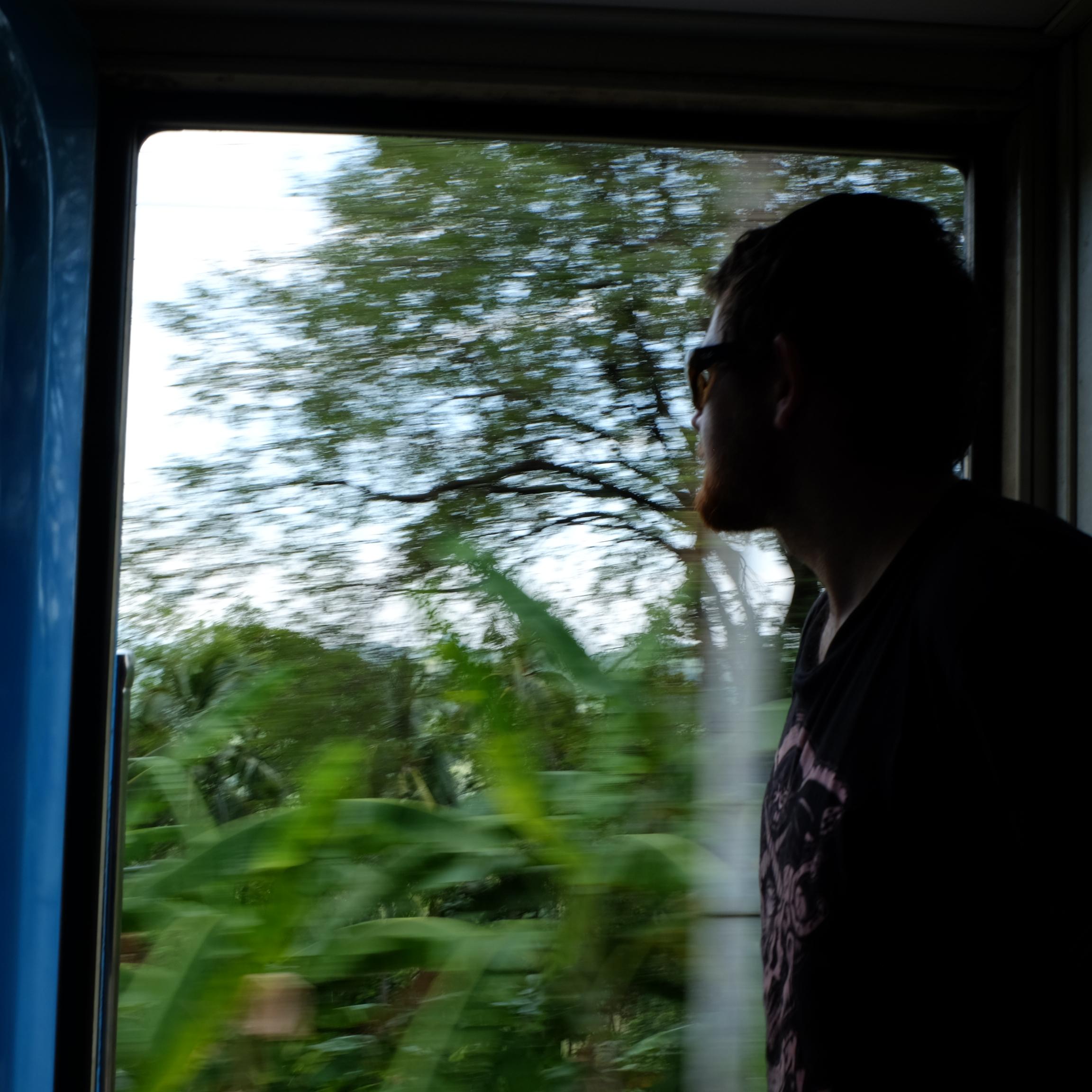 open train ride