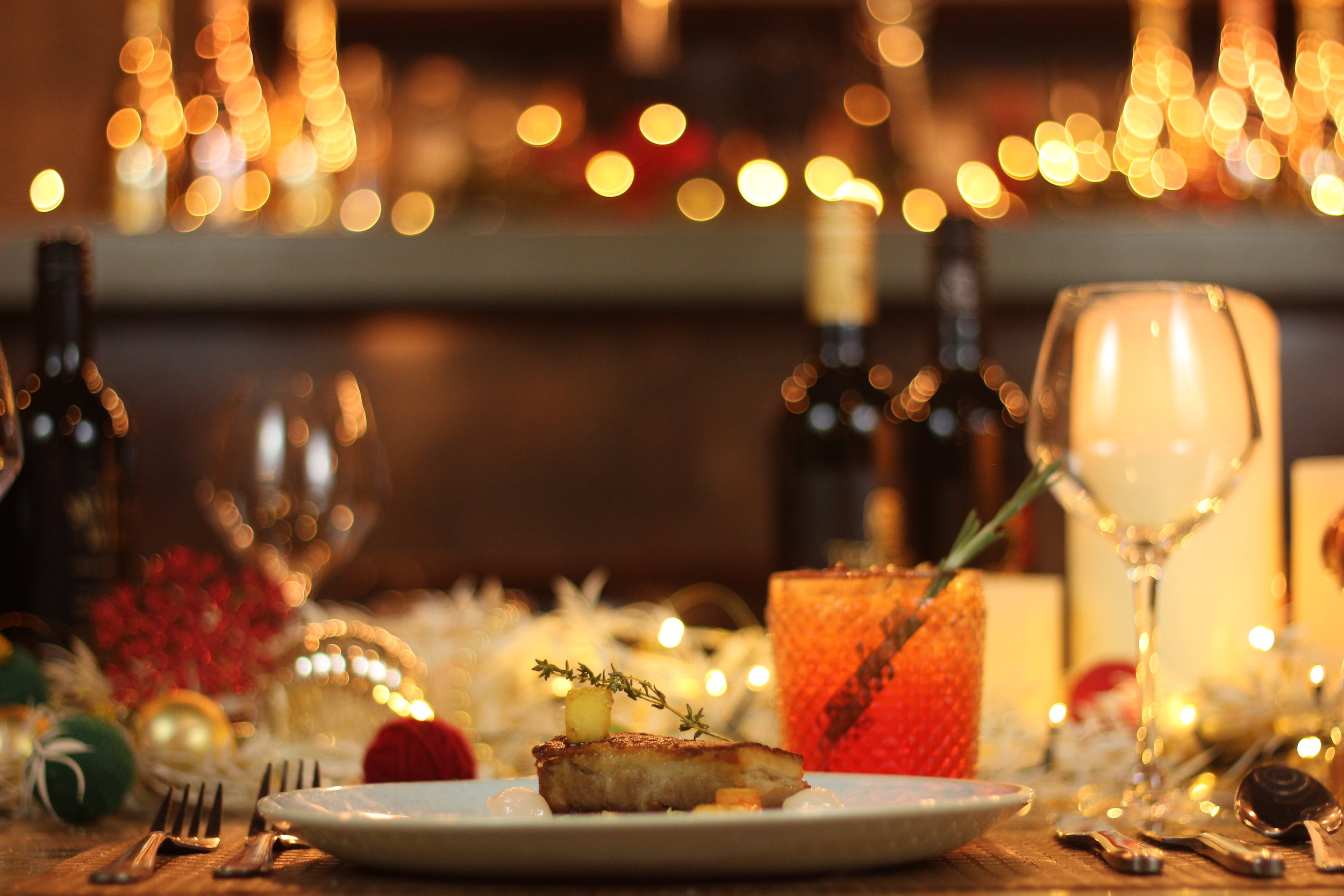 Get Festive at Gin71