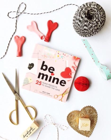Be Mine by Sally J. Shim, February 2016