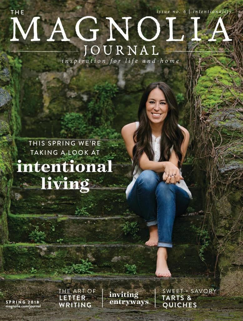Magnolia Journal - Spring 2018