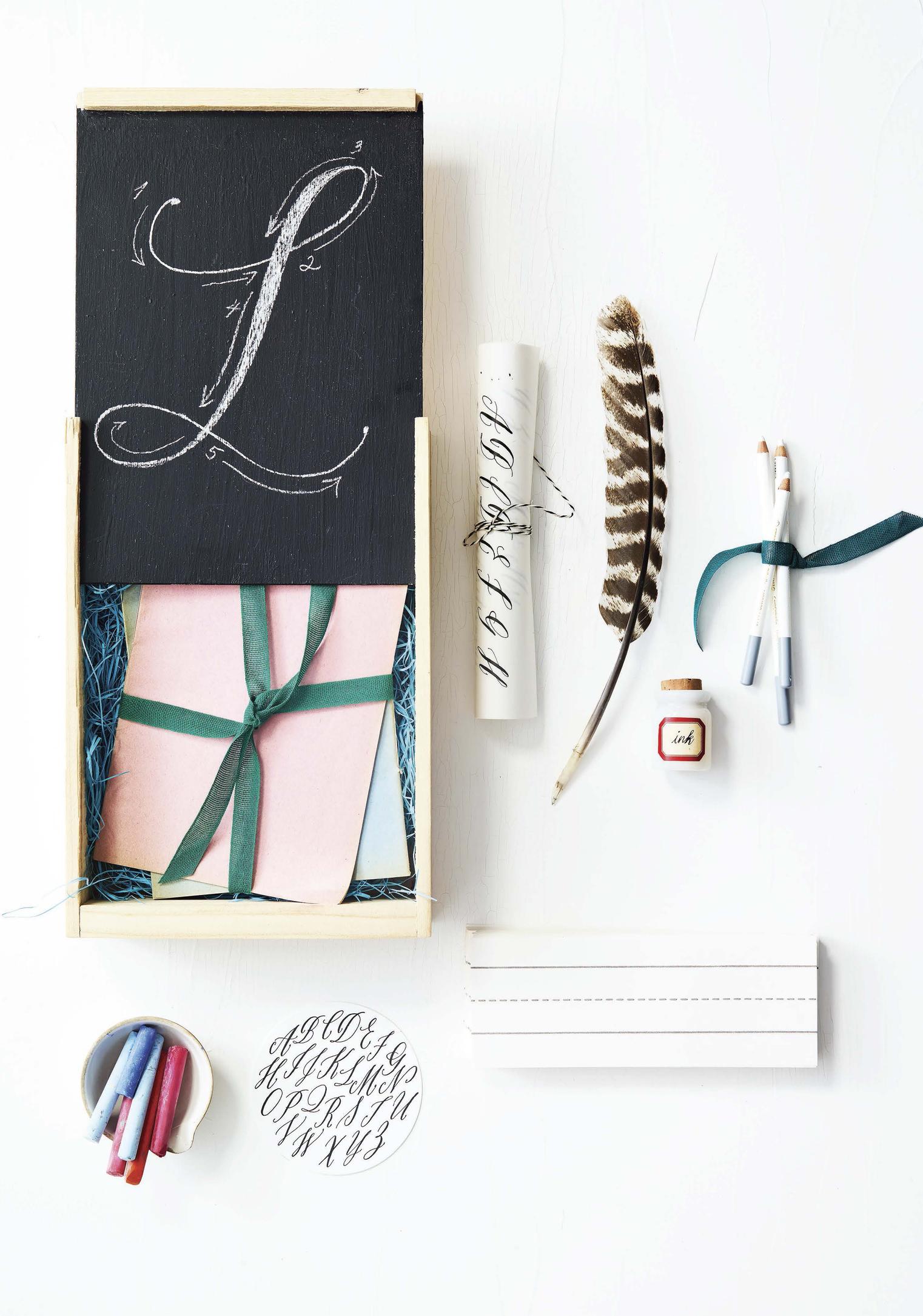 The Gift of Calligraphy by Maybelle Imasa Stukuls - 2018