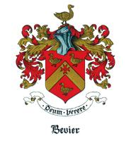 bevier-crest