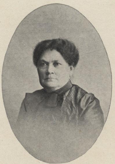 Eliza Varick Silvernail Ackert