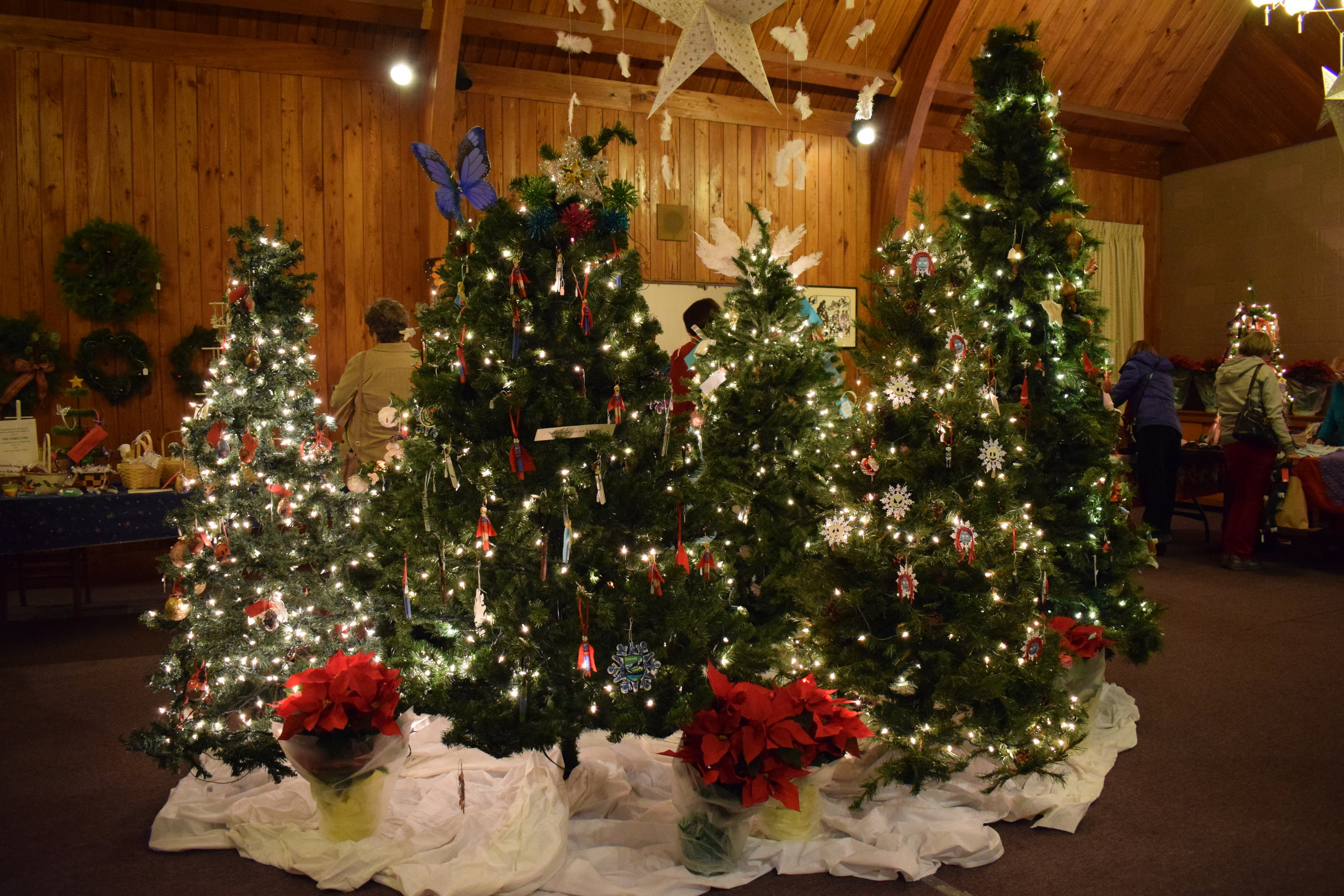 Holiday craft fair at the Reformed Church of New Paltz