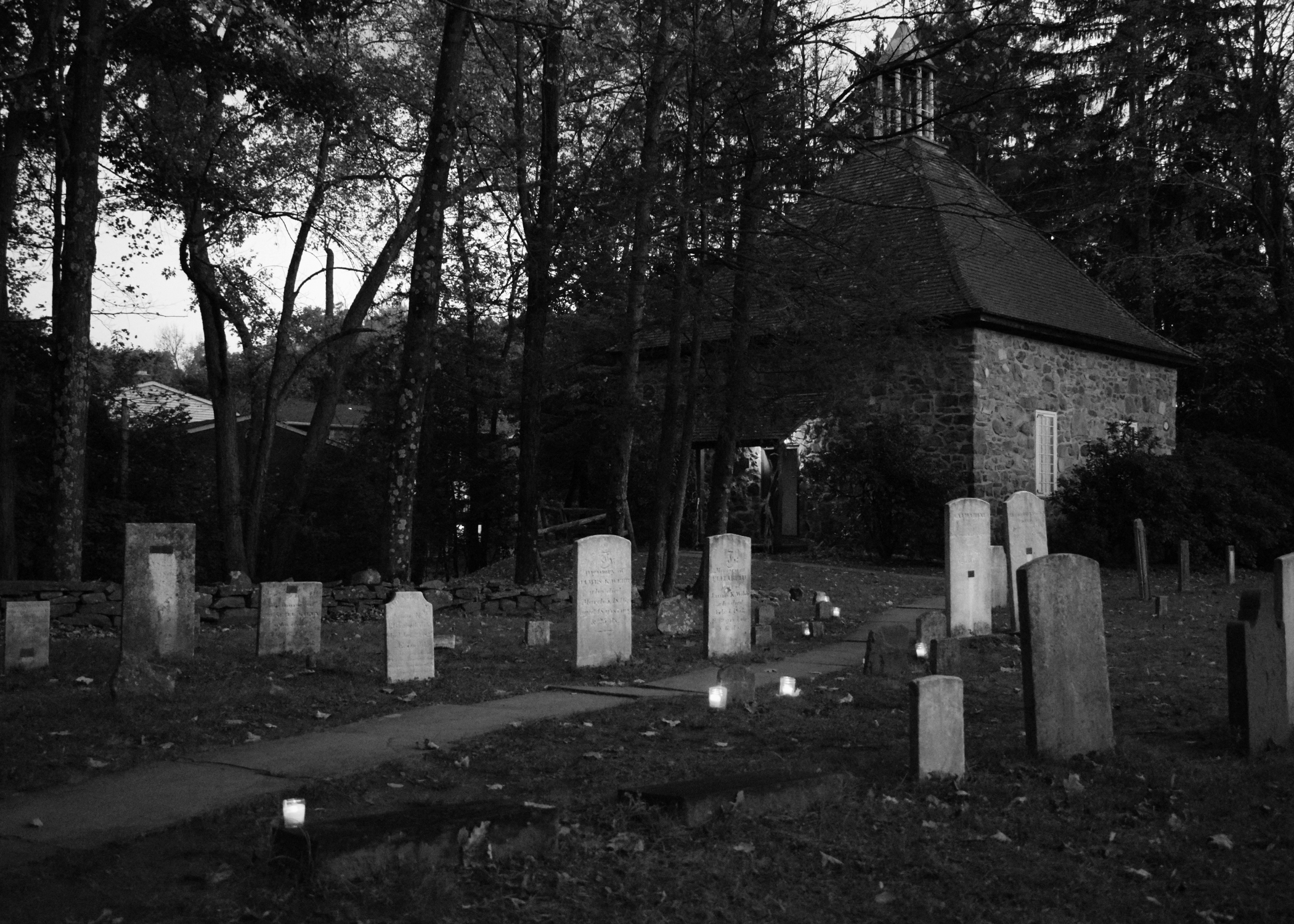 Haunted Huguenot Street - Evenings throughout October