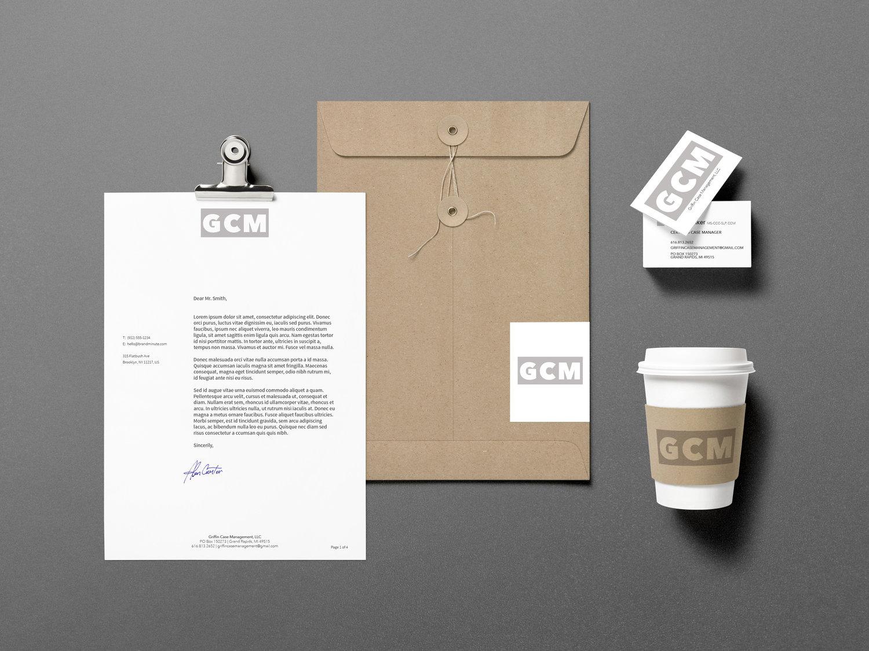 Griffin Case Management Full Branding Pack