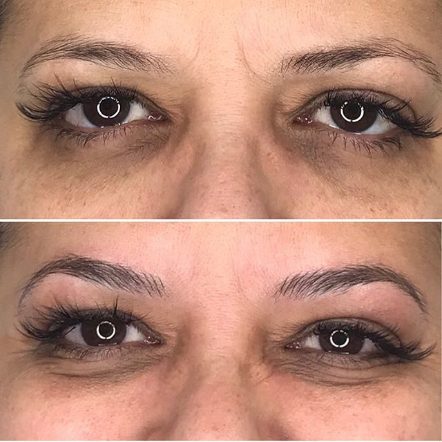 Beautiful natural Microblading by yours truly! Always using the Tina Davies sterile kits of course 💁🏻‍♀️@tinadaviesprofessional . #microbladingworldwide #microbladingworld #microblading #microbladedbrows #microbladingyyc #yycmicroblading #calgarymicroblading #yycbrows #yycbrowsonpoint #yycbrowgame #yycmicropigmentation #calgarymicropigmentation #browcorrection #browgame #browworld #semipermanentbrows #yycsemipermanentmakeup #yycsemipermanentbrows #abhbrows #kbb #abh #kellybakerbrows #desiperkins #chrisspy #beautycon #beautyworld #tinadavies #harmonyblades